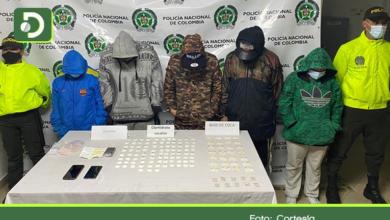 Photo of Capturan en La Ceja 5 integrantes de 'Los Mesa': entre ellos alias «Mecha» encargado del tráfico de estupefacientes y extorsión