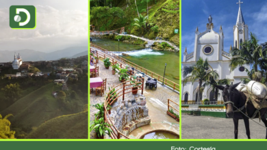 Photo of Nariño el balcón verde de Antioquia: montañas, termales y biodiversidad
