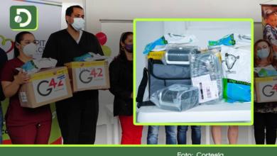 Photo of Instituciones de salud de La Ceja recibieron seis nuevos respiradores BIPAP