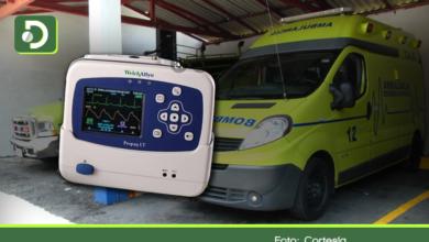 Photo of En Rionegro se robaron monitor de una ambulancia mientras atendían una emergencia