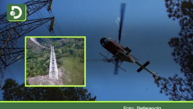 Photo of Con el uso de drones y helicópteros se construye nueva línea de energía de 40 km entre Sonsón y Cocorná