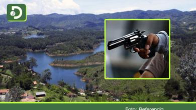 Photo of De varios disparos asesinan a un hombre en zona rural de Guatapé