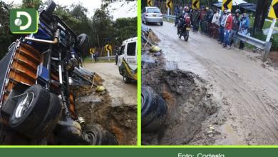 Photo of Desabastecimiento de gas natural en Sonsón: vía de acceso afectada por pérdida de banca.