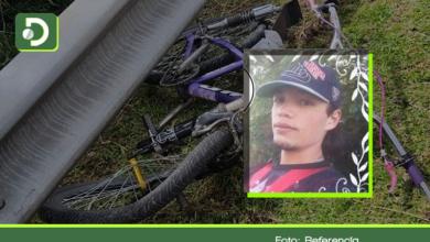Photo of Murió el joven que sufrió accidente practicando Gravity Bike en la vía Don Diego – La Ceja