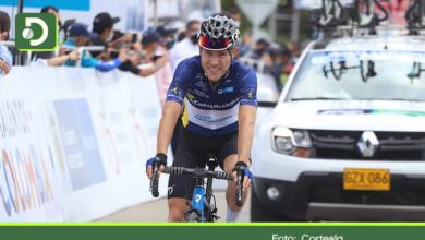 Photo of ¡El Carmen de fiesta! José Tito Hernández, campeón de la Vuelta a Colombia 2021