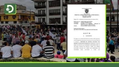 Photo of Tribunal ordena suspender protestas de este miércoles en Colombia.