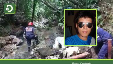 Photo of Rescatan el cuerpo de uno de los dos jóvenes arrastrados por creciente de una quebrada en San Luis