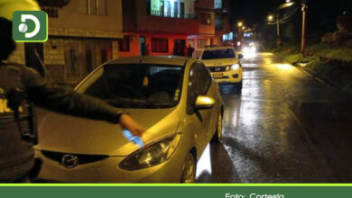 Photo of Un muerto y dos heridos deja ataque sicarial a vehículo en El Peñol