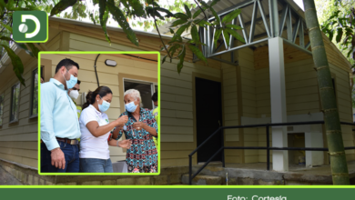 Photo of Sonsón: familias vulnerables del corregimiento La Danta recibieron las llaves de su nueva casa