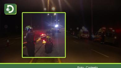 Photo of Marinilla: un soldado murió tras chocar su moto contra un poste en la autopista