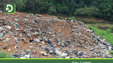 Photo of El relleno sanitario del municipio de Alejandría está al borde del colapso