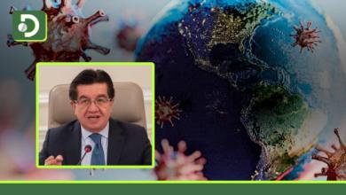 Photo of Según el Ministro de Salud, es inevitable que la variante delta llegue a Colombia.