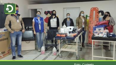 Photo of Entregaron dotación médica en centros de salud de San Luis y Granada