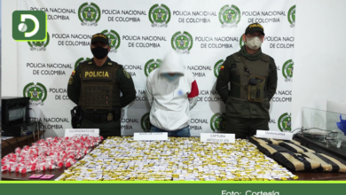 Photo of Capturado en Guatapé: iba con una gran cantidad de droga por una vía principal.