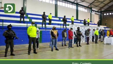 Photo of Operativo en Antioquia deja 61 capturas por tráfico de drogas, extorsión y homicidio
