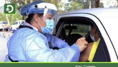 Photo of En Rionegro, se han aplicado 57.081 vacunas de las 72.695 de las dosis recibidas.