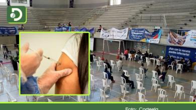 Photo of En Rionegro, inicia la vacunación para personas entre 45 y 49 años