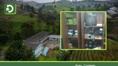Photo of Delincuentes tienen azotadas las escuelas rurales en El Carmen: ya han robado en ocho