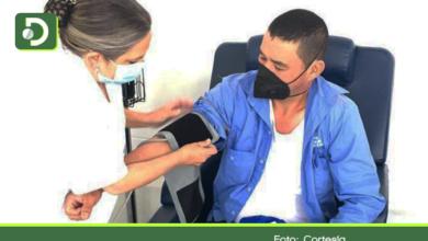 Photo of Más de 80 trabajadores de Empresas Públicas de La Ceja ya se vacunaron contra el COVID-19