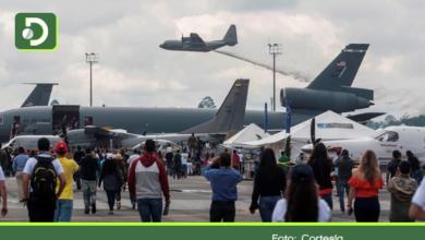 Photo of La feria aeronáutica F-AIR Colombia 2021 será virtual del 3 al 5 de noviembre