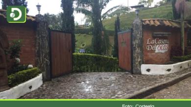 Photo of Embargan en El Peñol lujosa finca – hotel del grupo criminal los 'Pachelly'