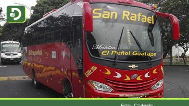 Photo of Clásica de Marinilla: Así funcionará el transporte público hacia El Peñol y San Rafael por el cierre de la vía