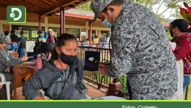 Photo of Jornada de salud de la Fuerza Aérea, benefició a 250 familias en El Retiro