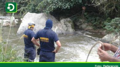 Photo of La Ceja: Buscan a un hombre que cayó al río Buey y fue arrastrado por la corriente