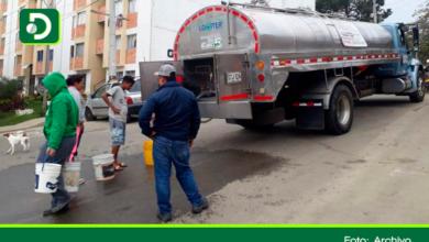Photo of Corte de agua en Rionegro: estos son los sitios donde estarán los carrotanques para abastecerse