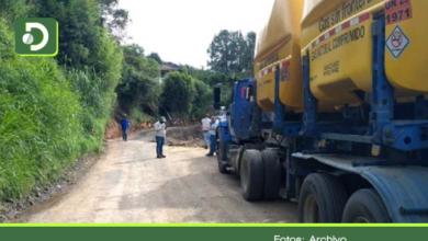 Photo of Debido al mal esta de la vía, se presentará nuevamente desabastecimiento de gas en Granada: EPM