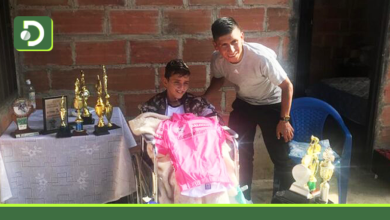 Photo of Murió Javier, el niño amante del ciclismo que cumplió el sueño de conocer a Nairo Quintana