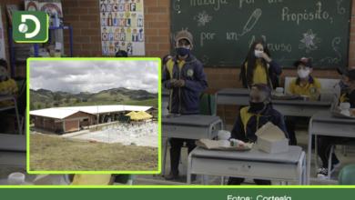 Photo of Estudiantes de la vereda Vallejuelito en La Unión ya disfrutan de su nueva sede educativa