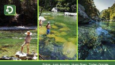 Photo of El majestuoso río Santo Domingo: otro de los tesoros naturales del Oriente Antioqueño