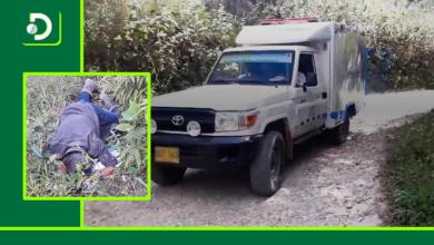 Photo of En vía rural de Alejandría una ambulancia se negó a atender a un campesino enfermo