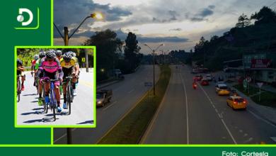 Photo of Por otro evento de ciclismo, el sábado también estará cerrada la autopista Medellín-Bogotá