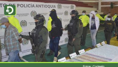 Photo of 16 capturados de la banda 'Los Conchudos' dedicados a vender droga en Concepción y Guarne