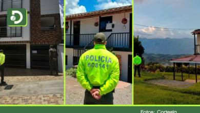 """Photo of En Rionegro, Marinilla y El Santuario embargaron bienes de la banda criminal """"Robledo"""""""