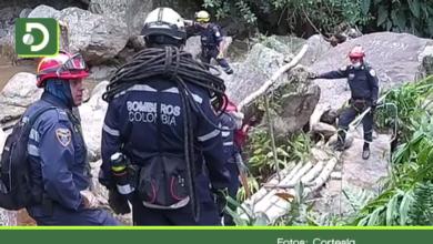 Photo of Luego de 7 días, encuentran el cuerpo sin vida del hombre que cayó a un río en La Ceja