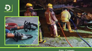 Photo of Bomberos de La Ceja recibieron tres máquinas de extracción para el rescate vehicular