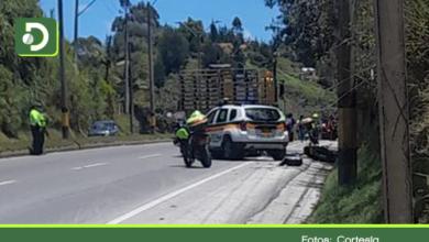 Photo of Guarne: motociclista murió al chocar con vehículo de carga en la autopista Medellín – Bogotá