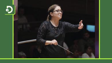 Photo of Ana María Patiño de La Unión: la mejor directora de orquesta filarmónica de Colombia