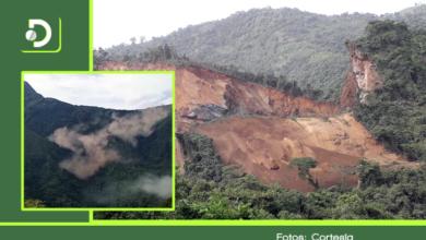 Photo of Colapsó mina de Argos en Abejorral, comunidad teme que ocurra una tragedia