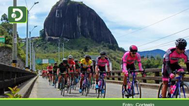 Photo of Este sábado la vía El Peñol – Guatapé estará cerrada por Clásica de Ciclismo de RCN