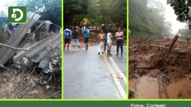 Photo of San Luis: un muerto y cuatro heridos deja nuevo derrumbe en la vía Medellín- Bogotá