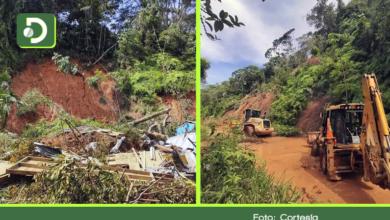 Photo of San Carlos en alerta por deslizamientos, más de 120 familias damnificadas