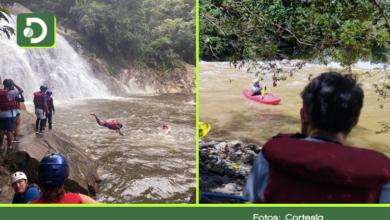 Photo of Turismo más seguro: en San Luis 30 personas recibieron curso de rescate en aguas rápidas